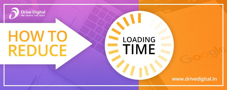how to reduct loading time of website