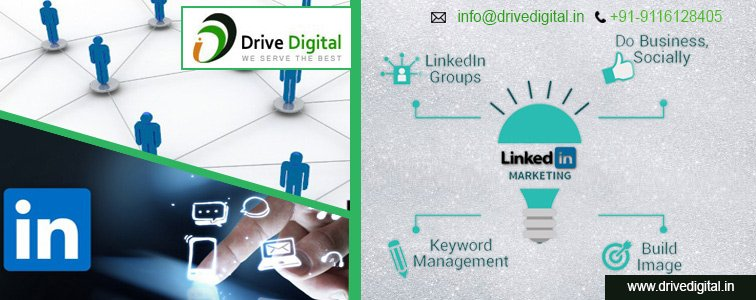 how to use linkedin for promotion and in seo