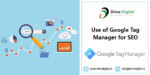 Use of Google Tag manager for SEO