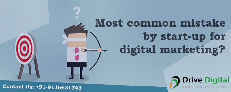 most common digital marketing mistakes