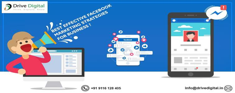 EFFECTIVE FACEBOOK MARKETING STRATEGY FOR BUSINESS