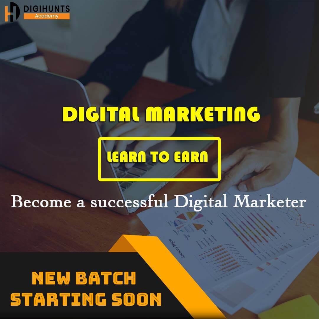 digihunts academy - digital marketing institute