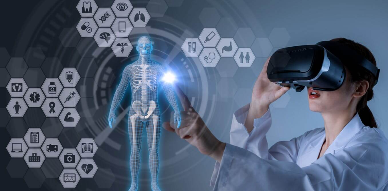 virtual reality drive digital