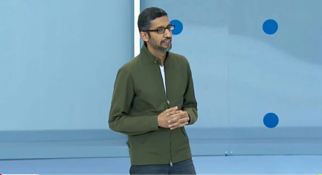 Google's CEO, Sundar Pichai's Google Assistant demonstration