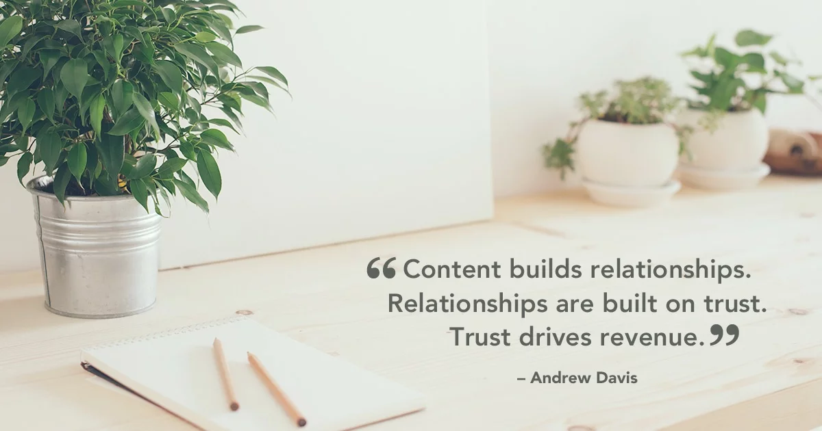 What is content in digital marketing?