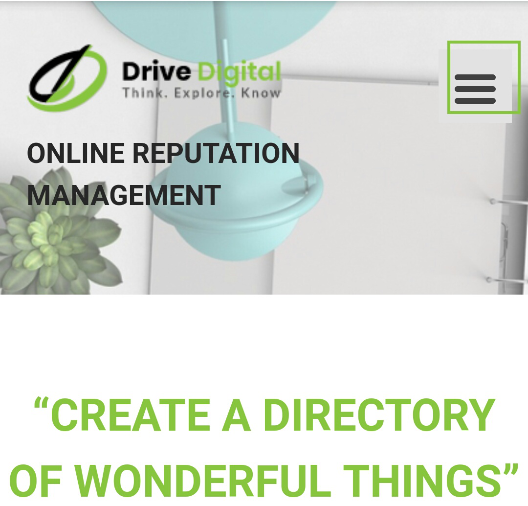 Drive Digital will help you optimize