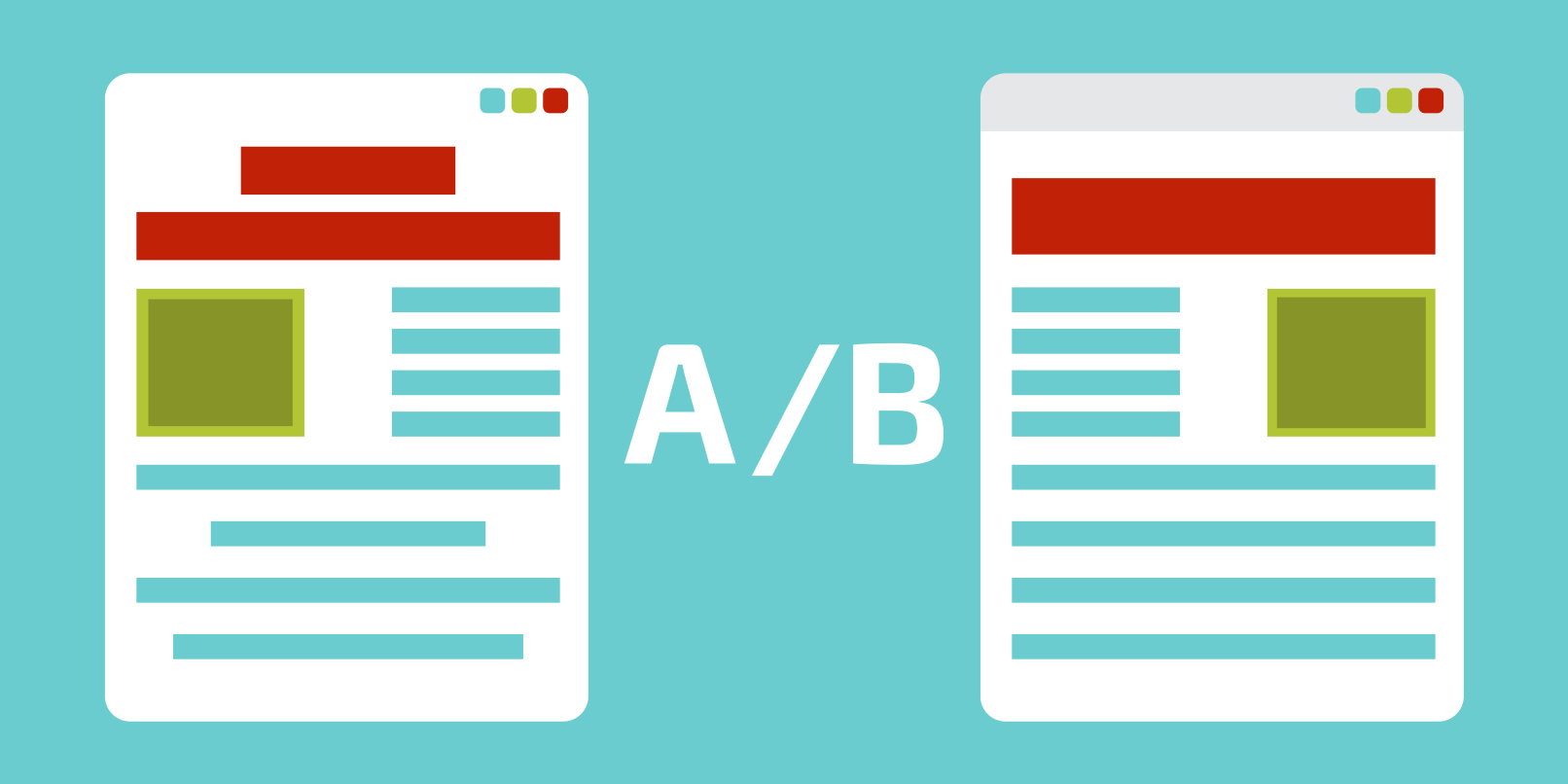 CTA A or B testing