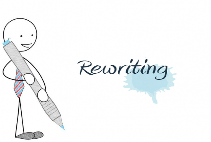 content rewriting