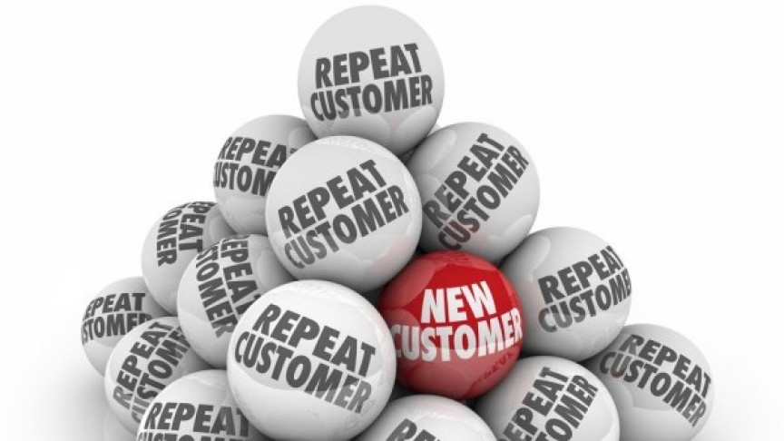 target your existing customers
