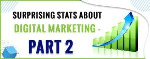 Surprising Stats About Digital Marketing - Part 2