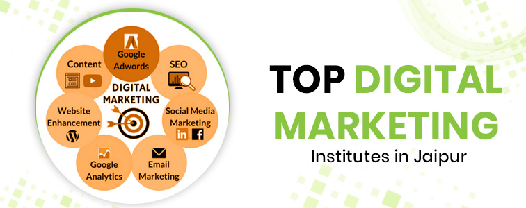 Top 8 Digital Marketing Institute in Jaipur
