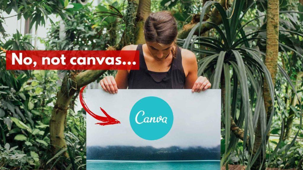 canva  top digital marketing tool