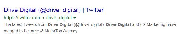 Google SERP Features Tweet